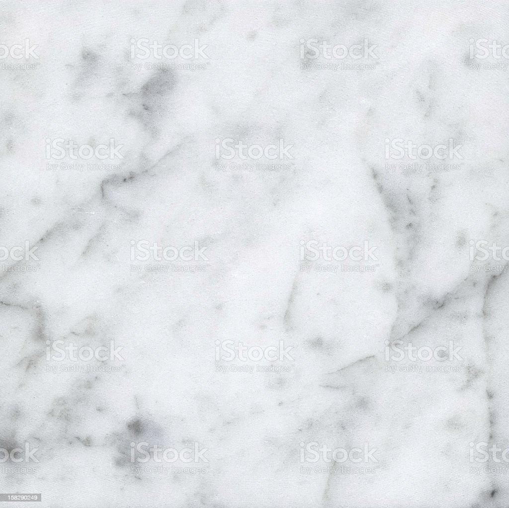 White Carrara Marble background royalty-free stock photo
