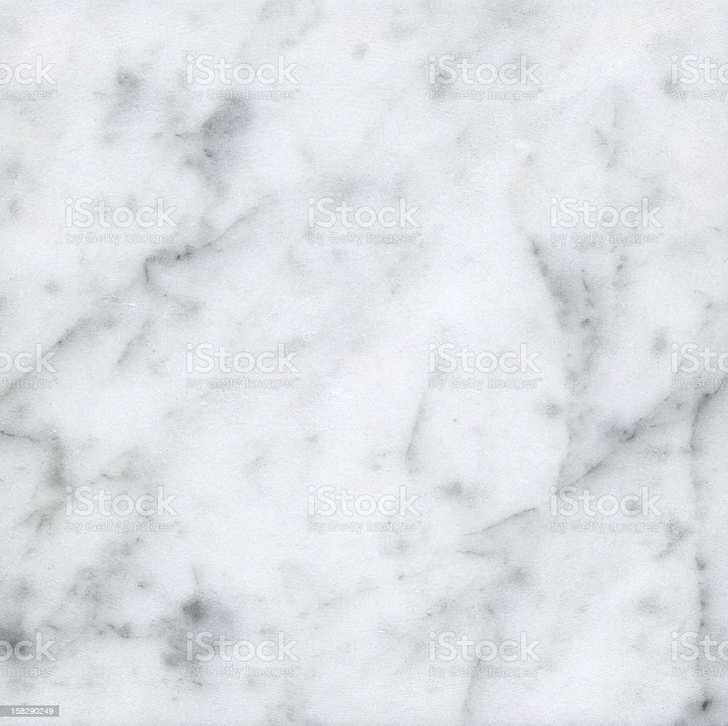 White Carrara Marble background stock photo
