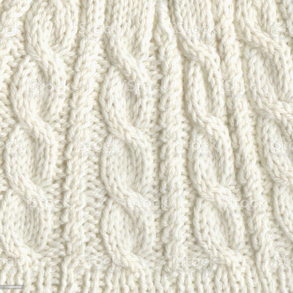 White Cashmere Wool Patterns XXXL royalty-free stock photo