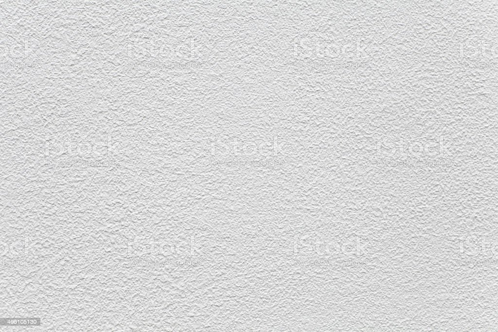 White cement wall painted texture and seamless background stock photo