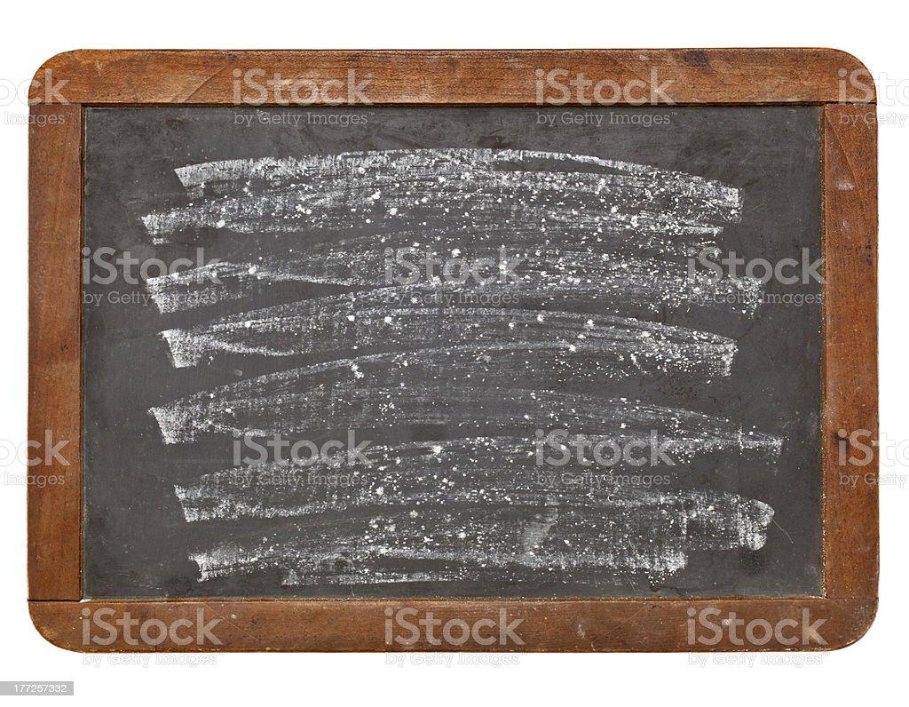 white chalk texture royalty-free stock photo