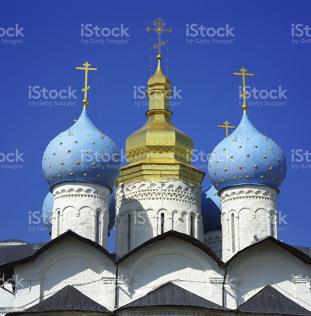 White  church royalty-free stock photo