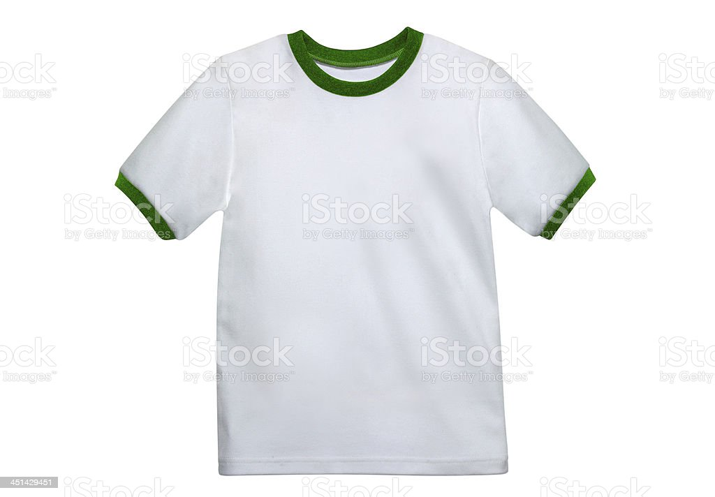 White clean Shirt royalty-free stock photo