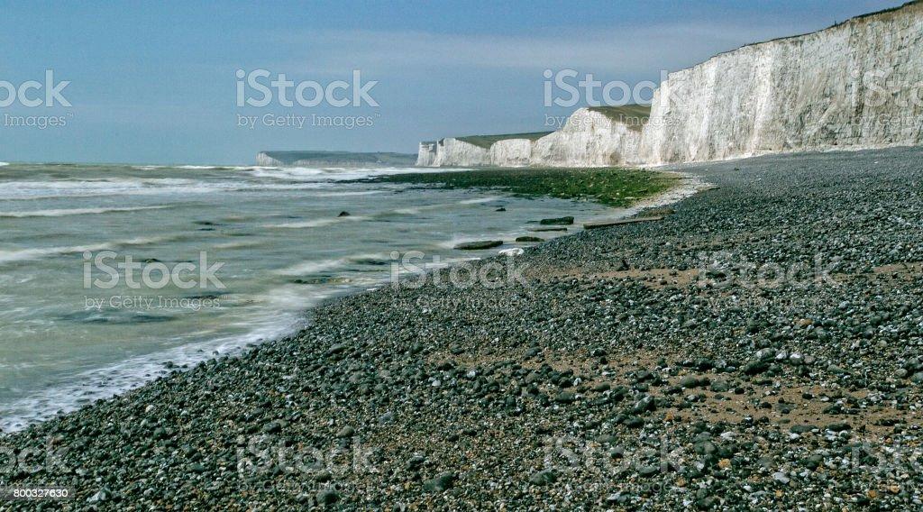 White Cliffs stock photo