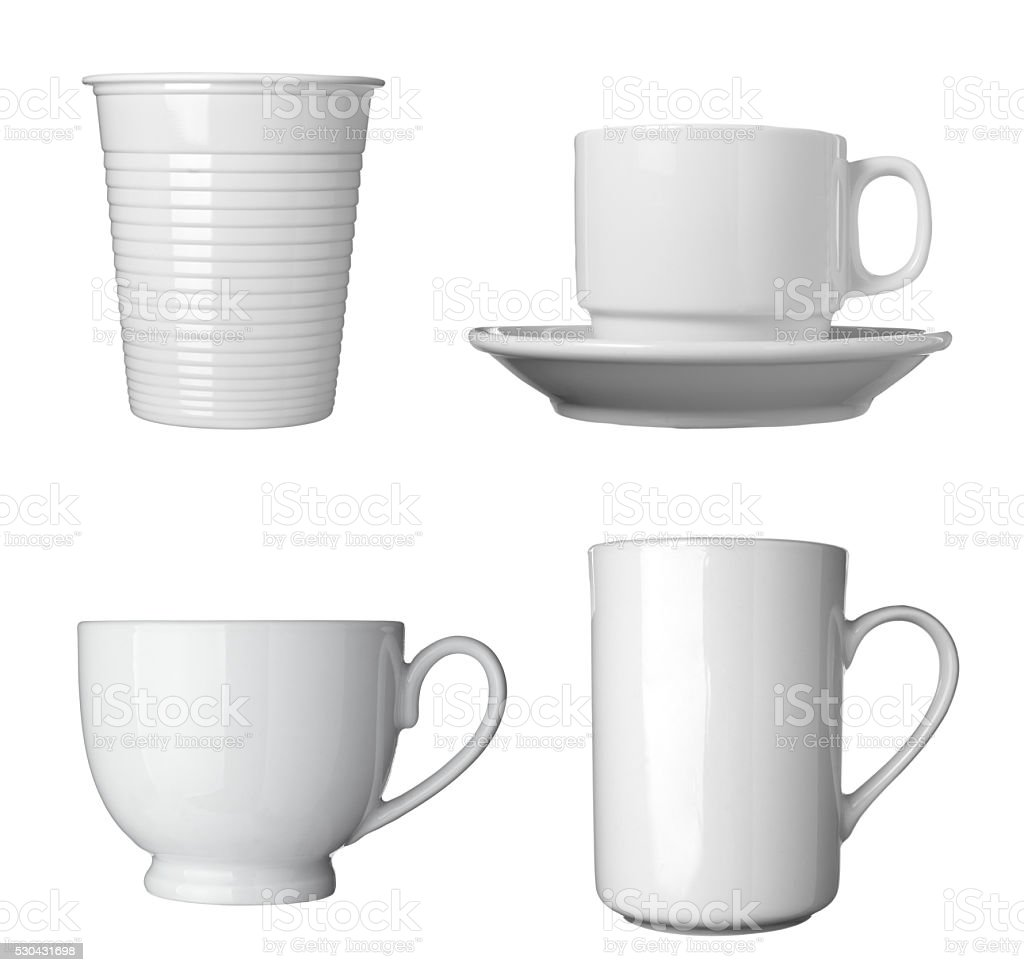 white coffee cup beverage drink food stock photo