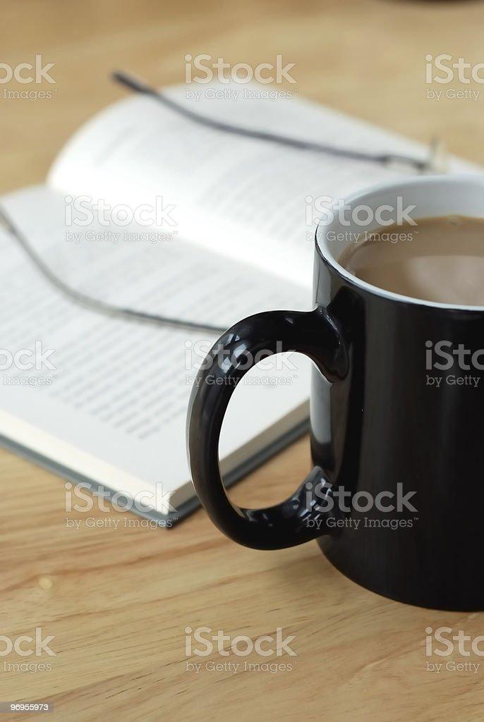 White coffee royalty-free stock photo