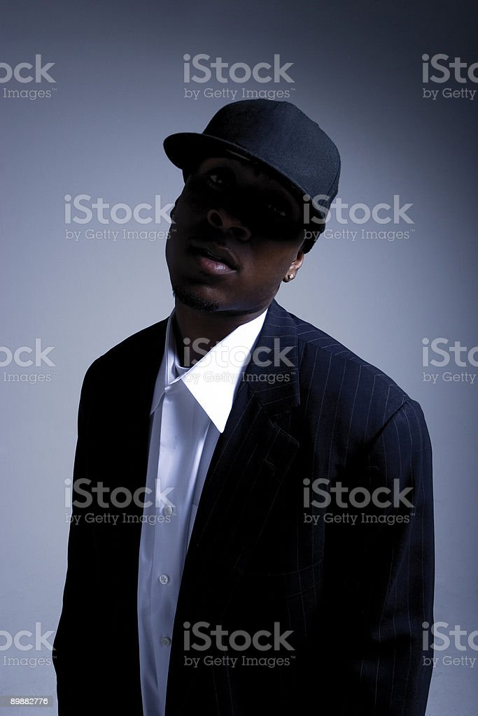 White Collar Criminal royalty-free stock photo
