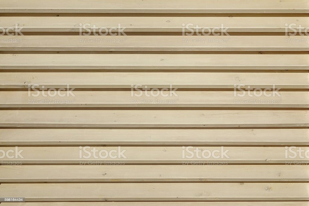 White Color Wood Blinds Or  Louvers Texture And Background stock photo