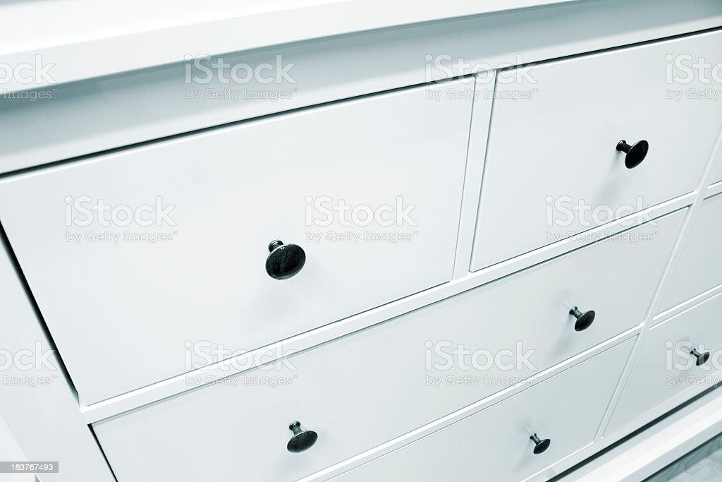white commode stock photo