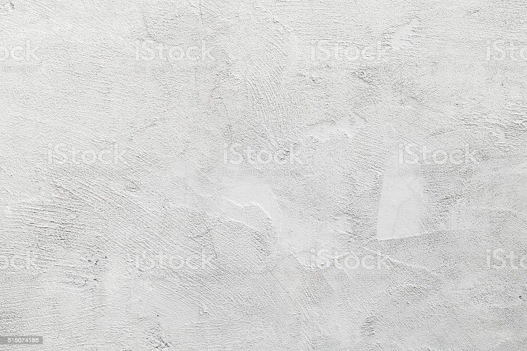 White concrete wall, background photo texture stock photo