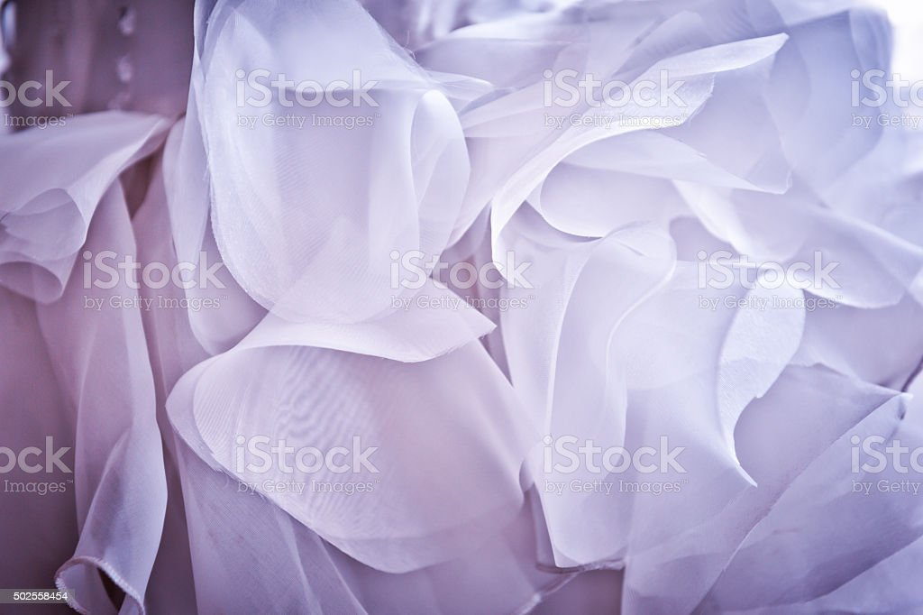 white cotton background stock photo