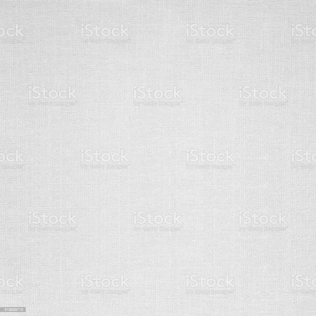 white cotton texture stock photo