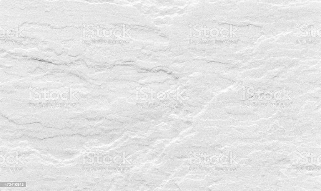 White detailed sand stone texture stock photo