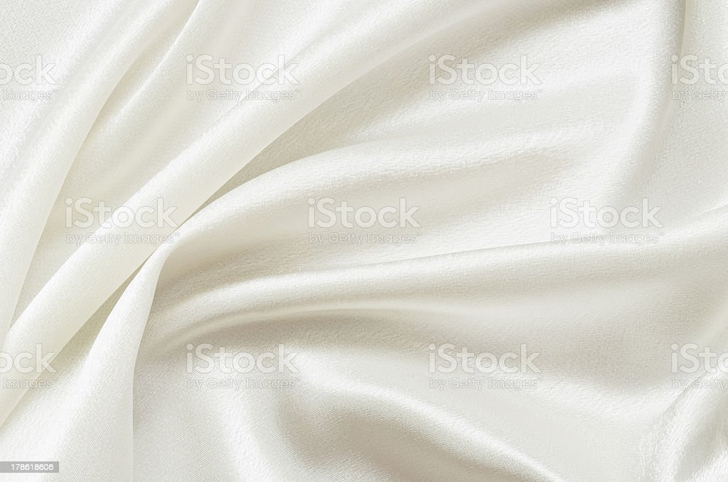 White drapery stock photo