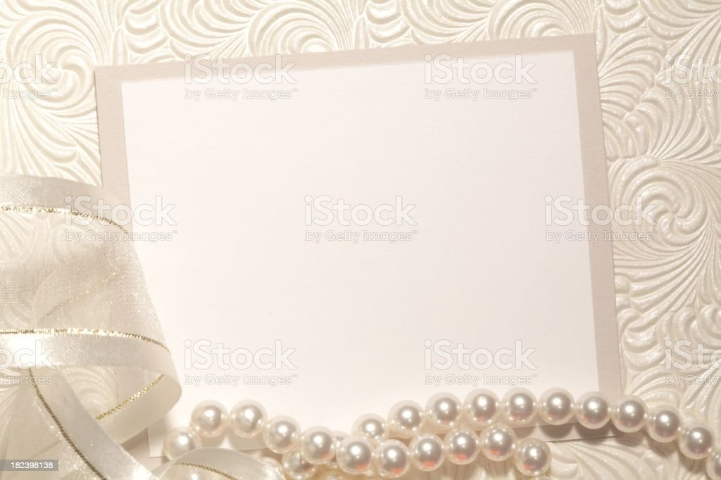 White Elegant Background stock photo