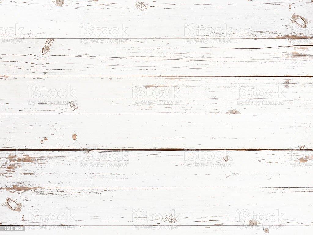 white empty wooden background stock photo