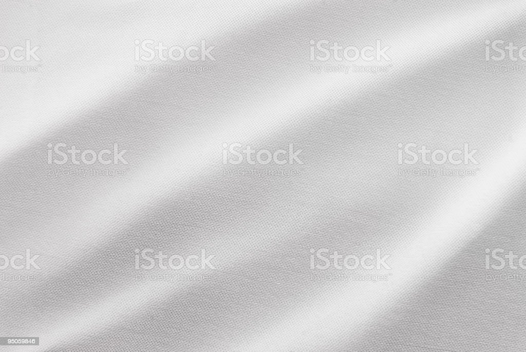 white fabric royalty-free stock photo