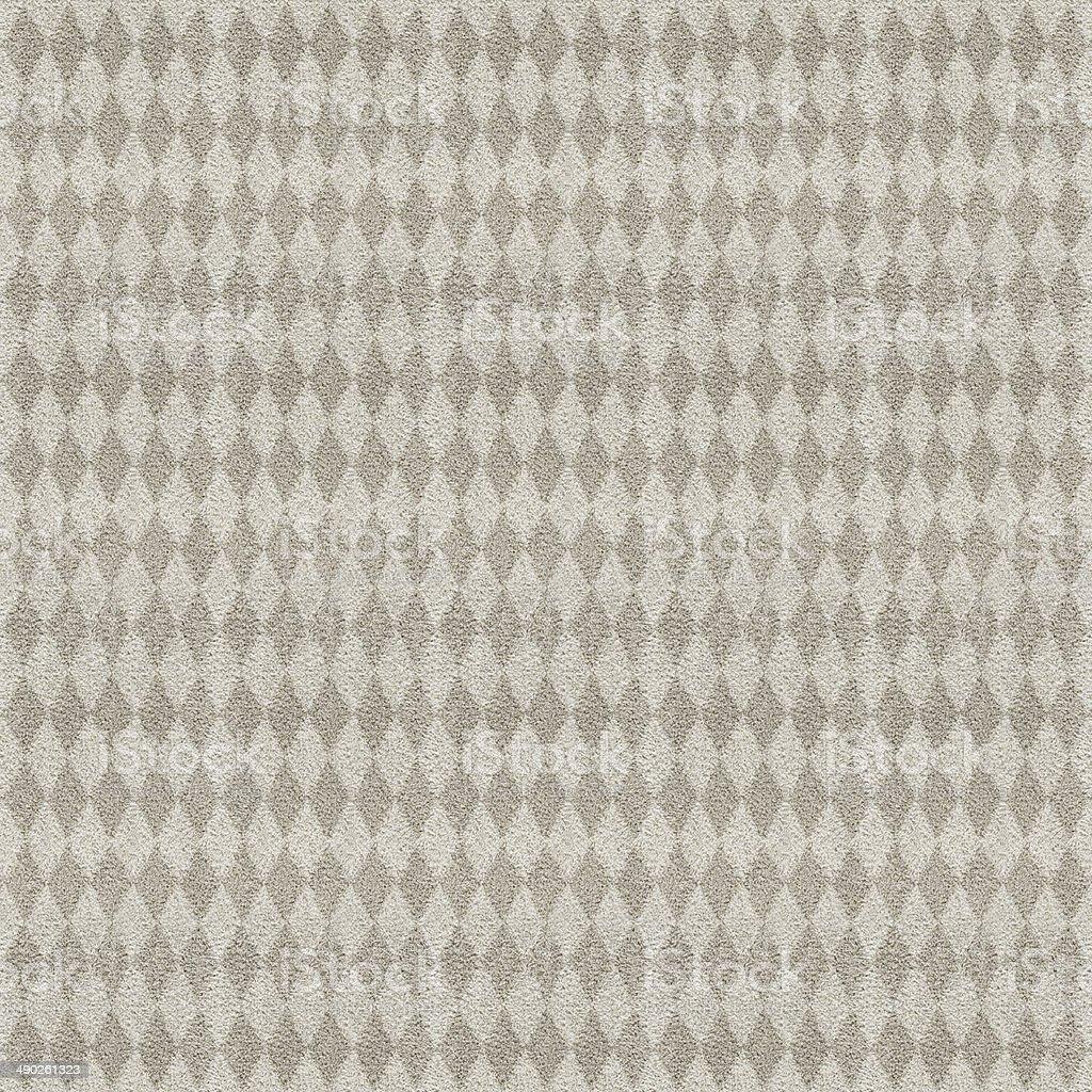 White Fluffy Carpet XXXL stock photo