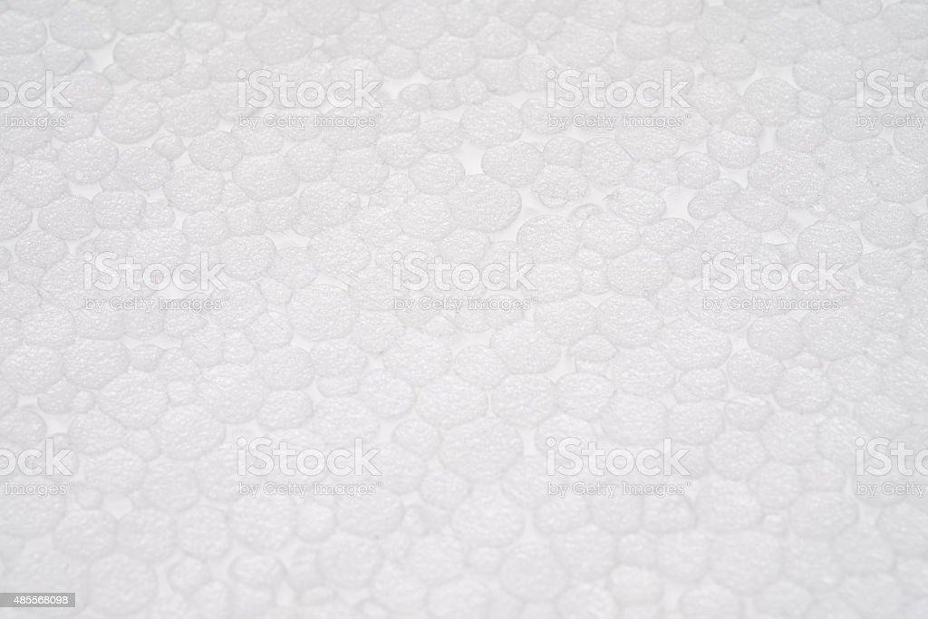 white foam texture background stock photo