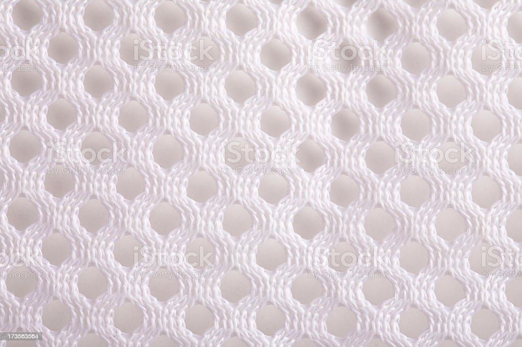 White Football Jersey Background royalty-free stock photo