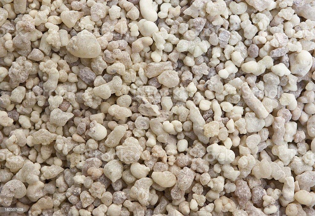 White frankincense royalty-free stock photo
