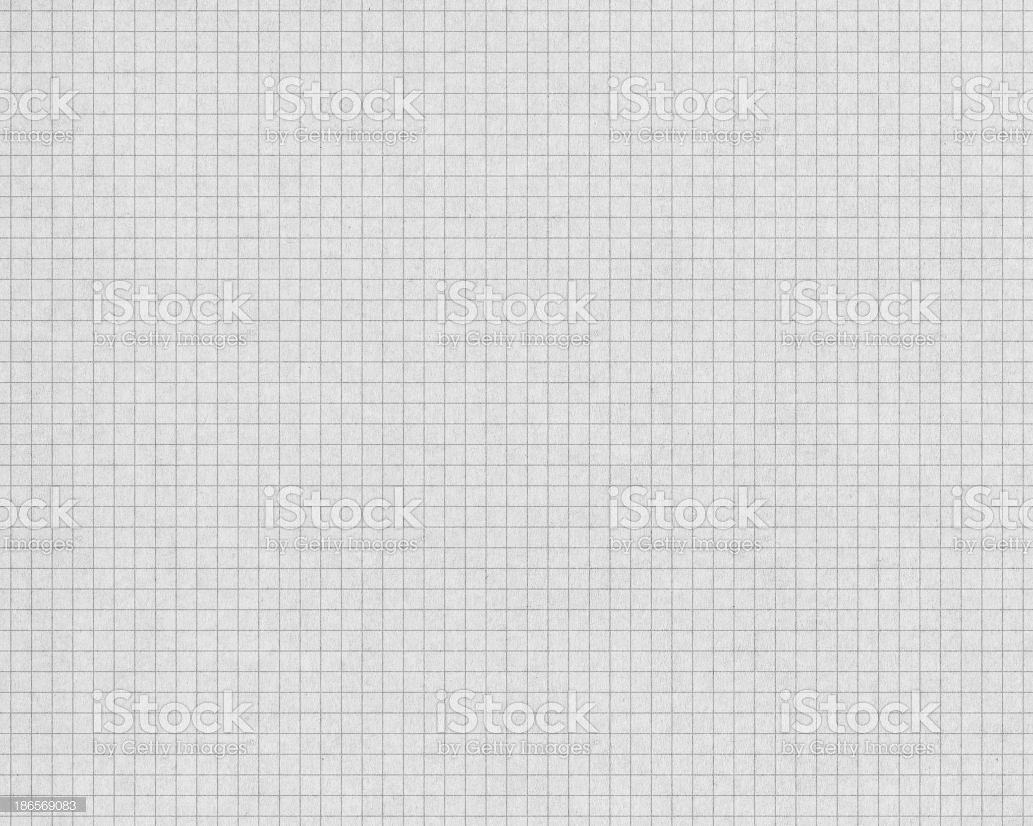 white graph paper with gray lines royalty-free stock vector art
