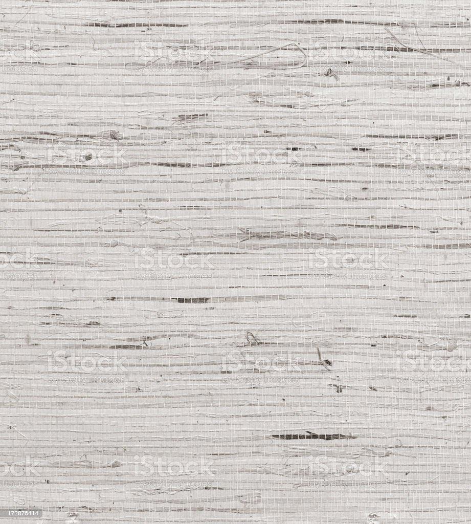 white grass thatch royalty-free stock photo