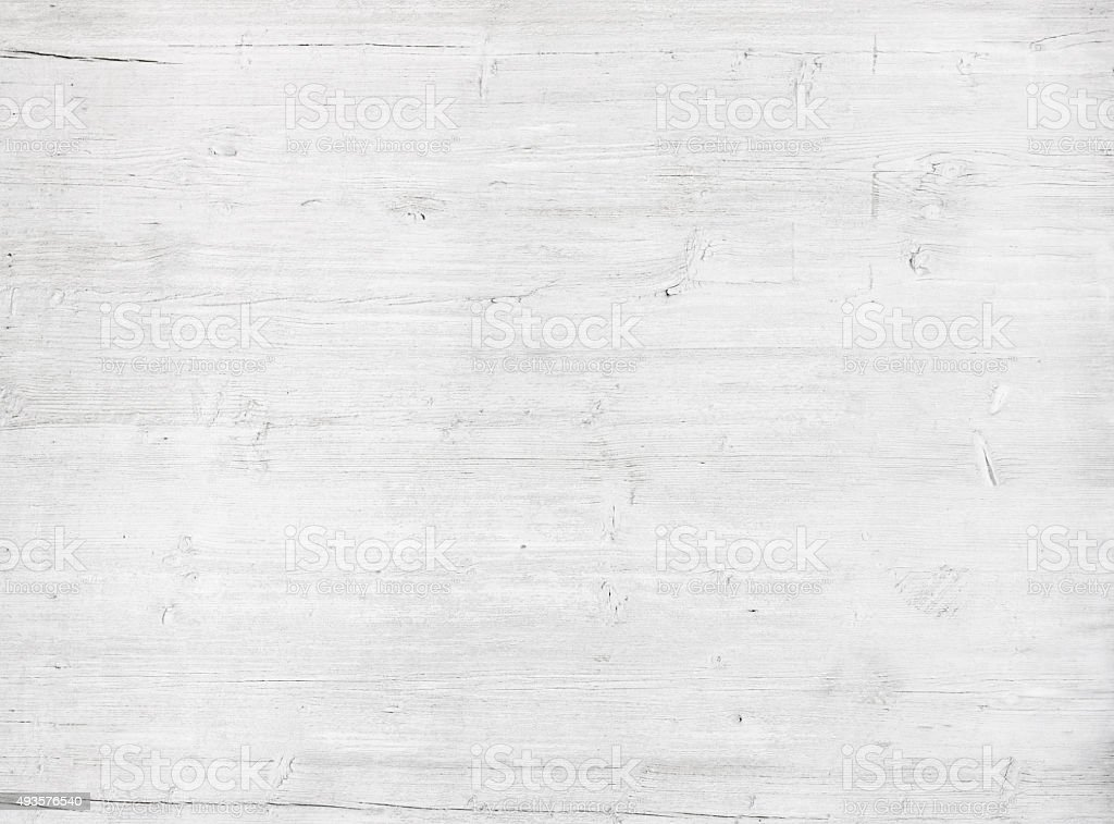 White, grey wooden wall texture, old painted pine planks royalty-free stock photo