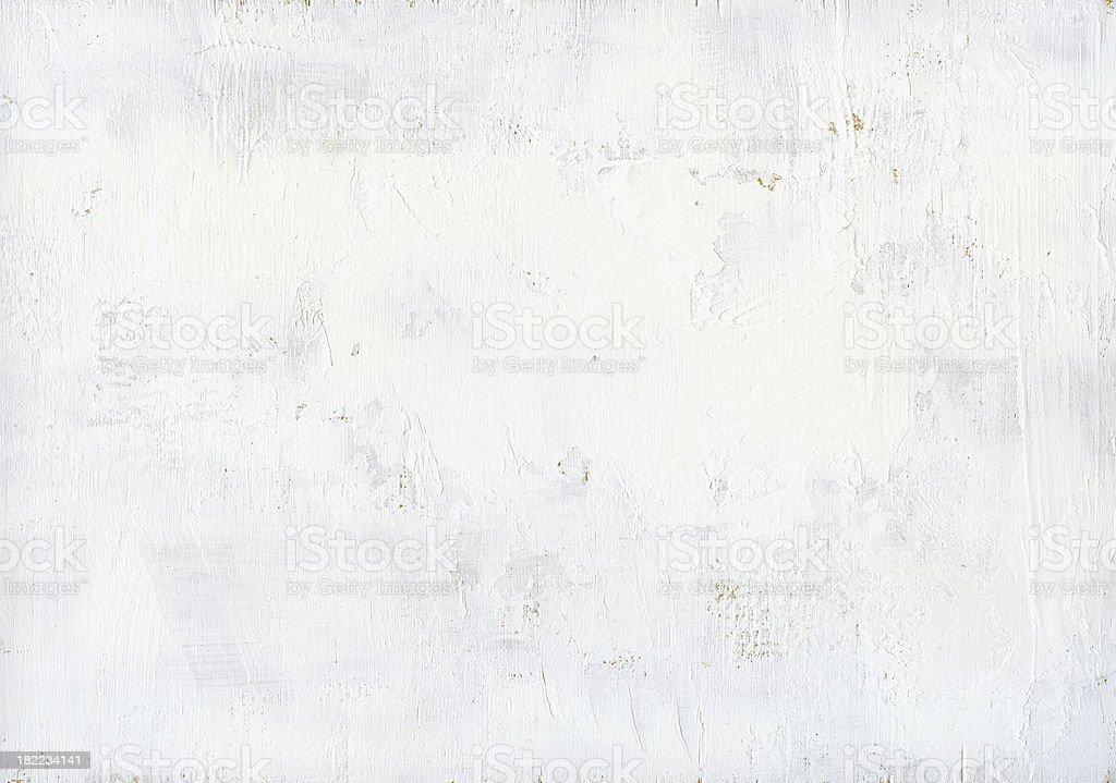 White Grunge Background stock photo