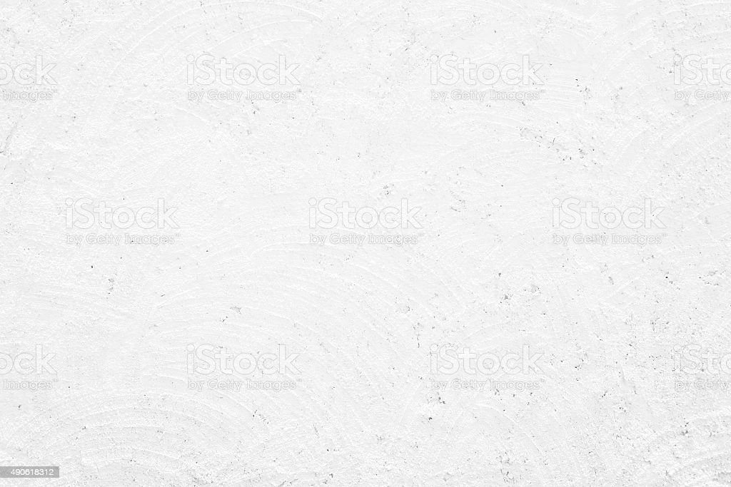 White grunge plaster wall texture stock photo