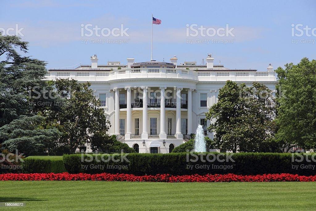 White House, Washington stock photo