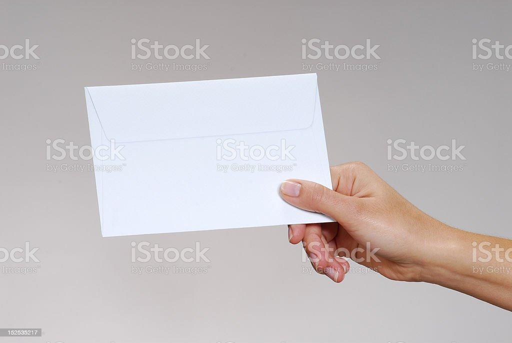 White information. stock photo