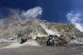 White Island - volcano