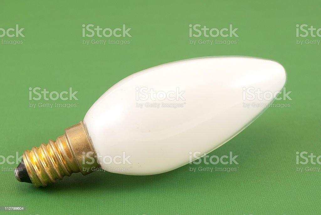 white lamp royalty-free stock photo
