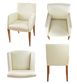 white leather chair  VOL. 2