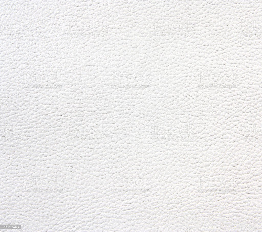 White leather texture royalty-free stock photo
