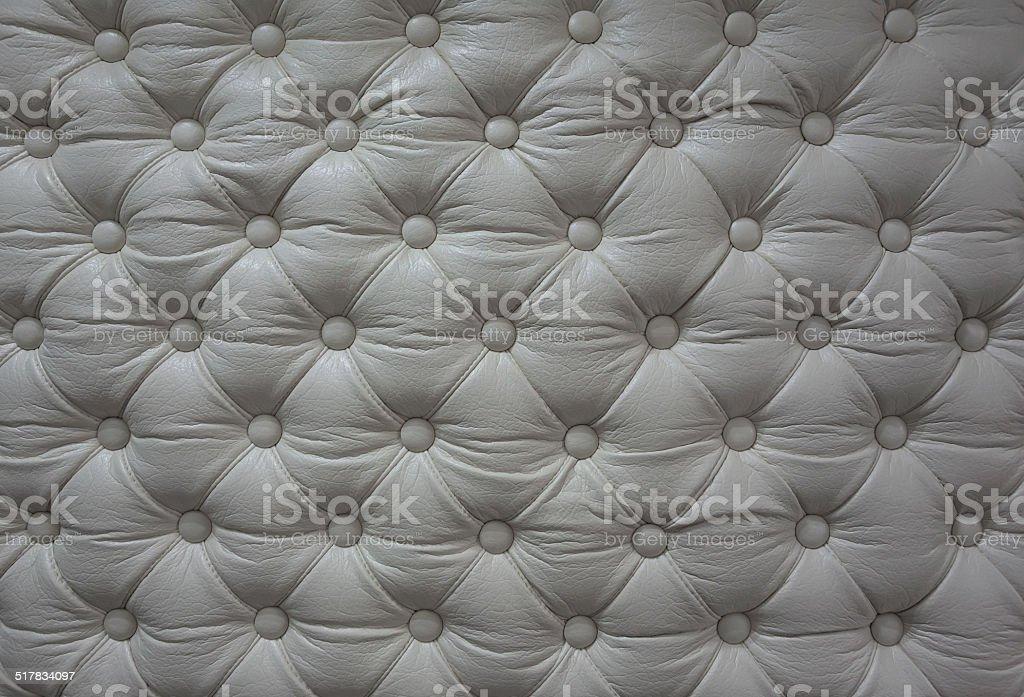 Cuero blanco textura foto de stock libre de derechos