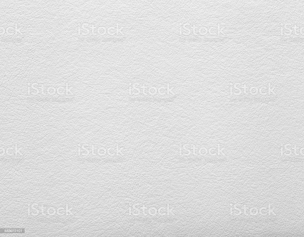 White leather texture XXXL stock photo