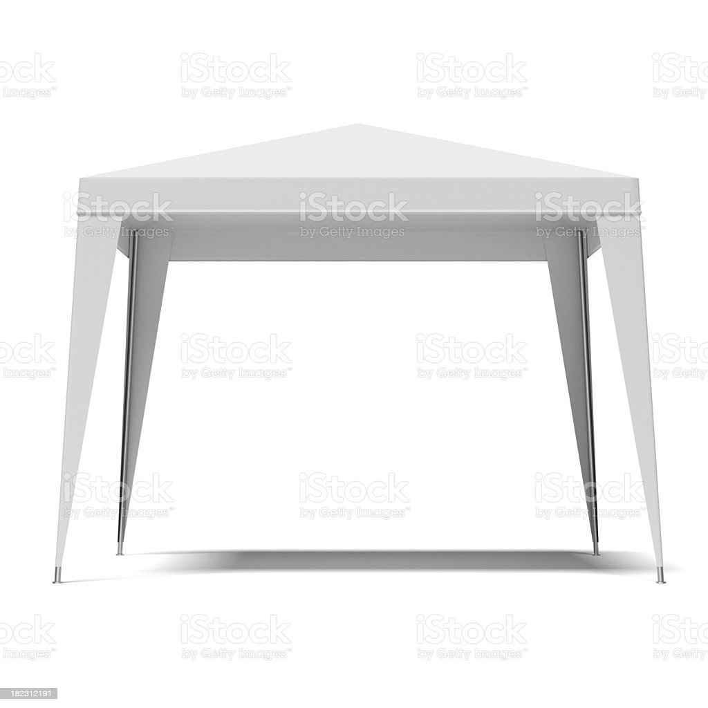 white light canopy royalty-free stock photo