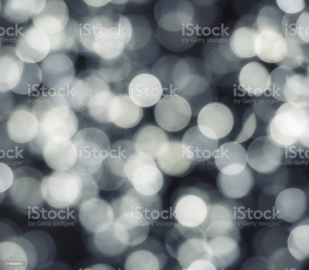 White Lights royalty-free stock photo