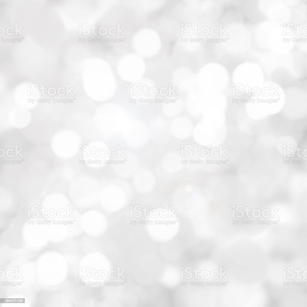 White Lights stock photo