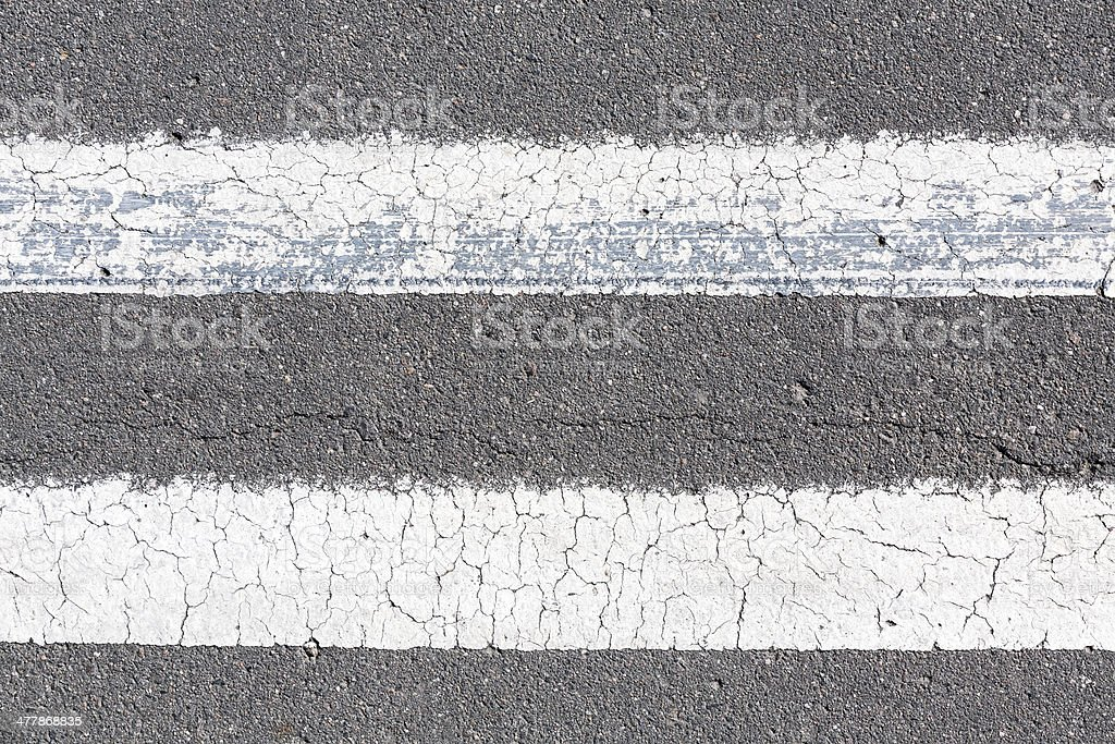 White line divider royalty-free stock photo