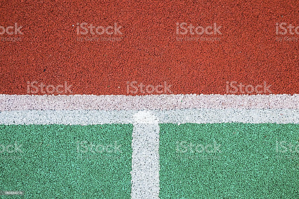 white line in ground royalty-free stock photo