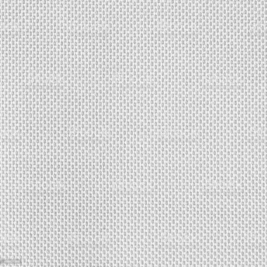 White linen canvas texture for background stock photo