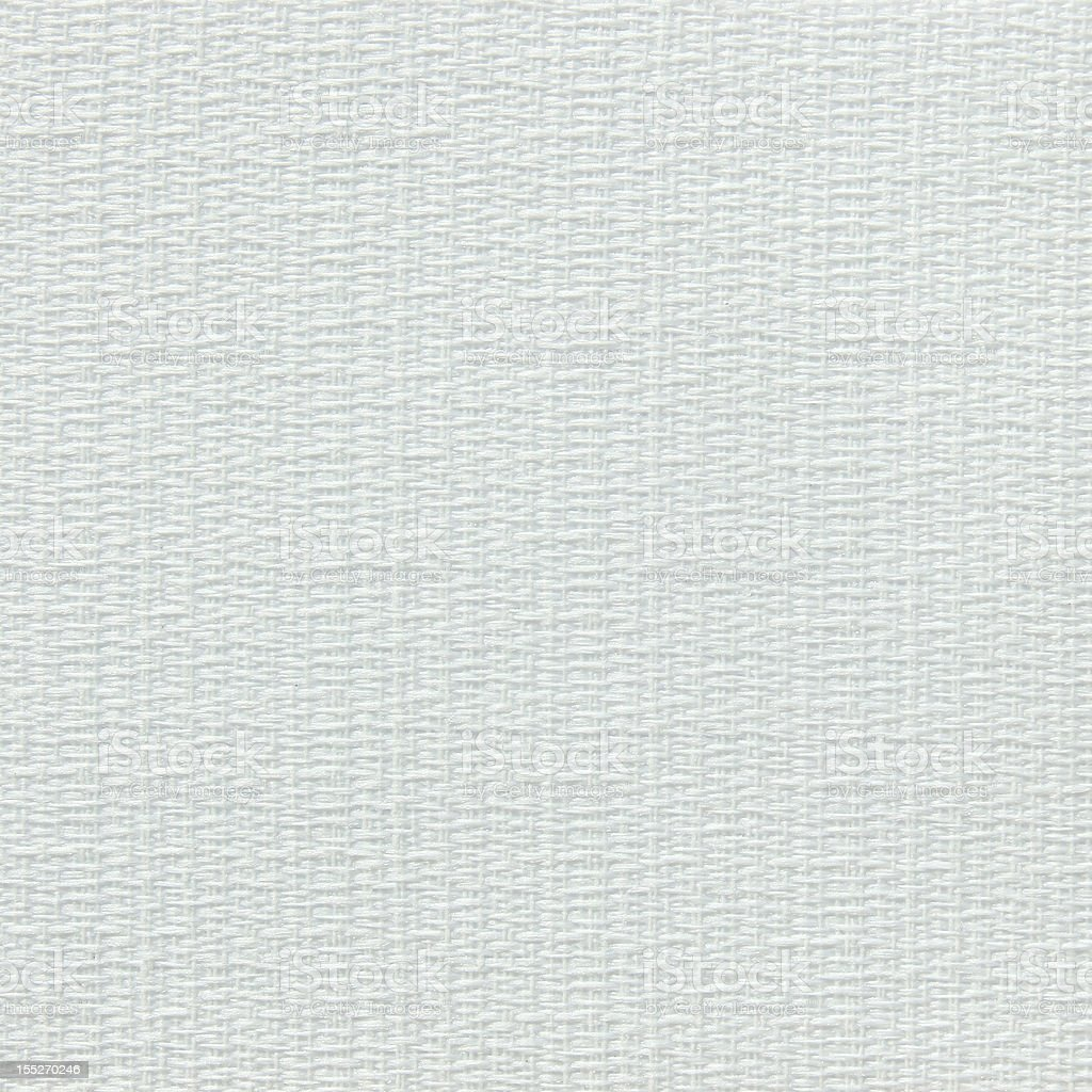 White linen canvas texture royalty-free stock photo