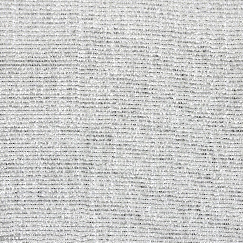 White linen canvas texture royalty-free stock photo