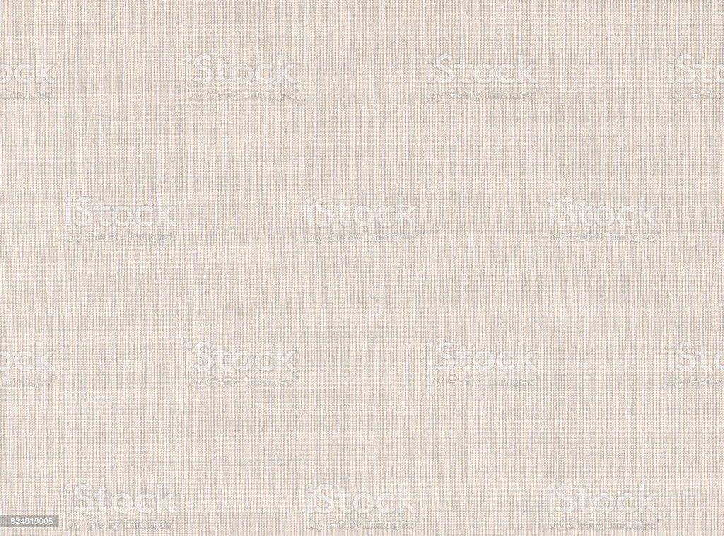 White linen fabric texture stock photo