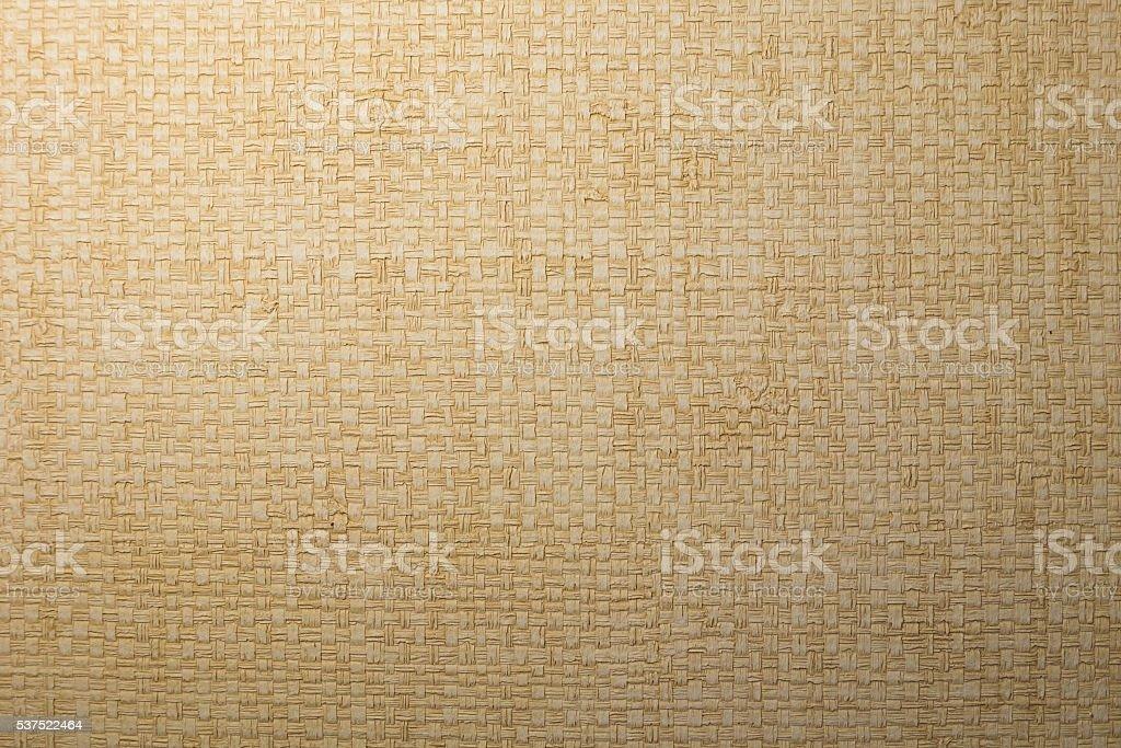 white local woven papyrus wallpaper stock photo