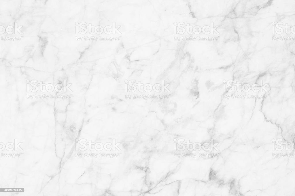 White marble texture, detailed structure of marble in natural patterned. stock photo