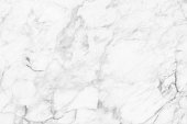 White (gray) marble texture, detailed structure of marble (high resolution),